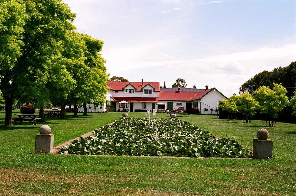 Ngatarawa winery