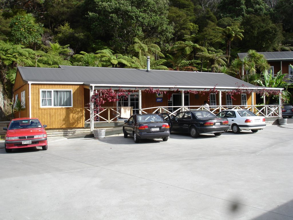 Anchor Lodge Resort Coromendel New zealand
