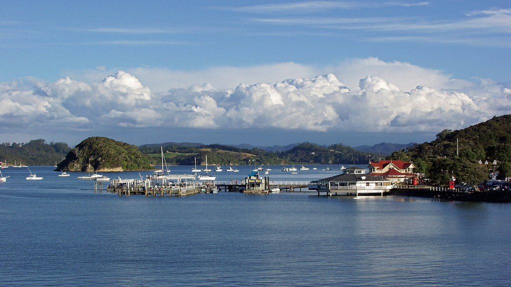 New Zealand - Bay of Island / Paihia