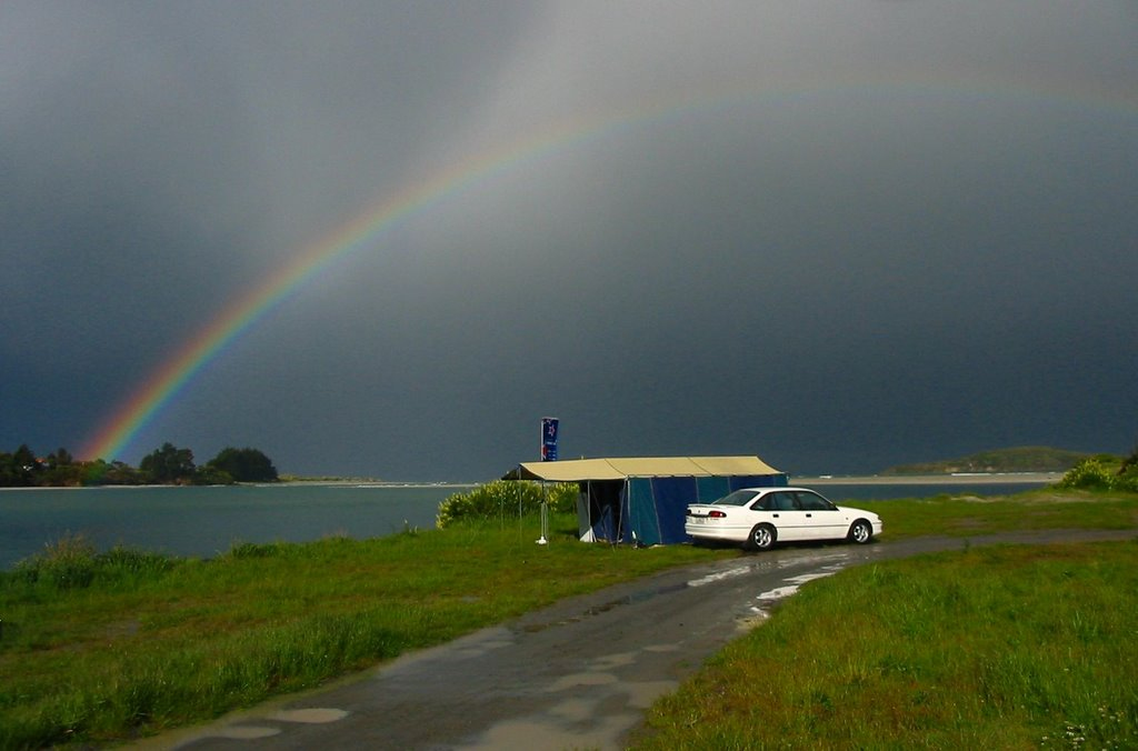 Southern Traverse 2003 - Rainbow over TA10