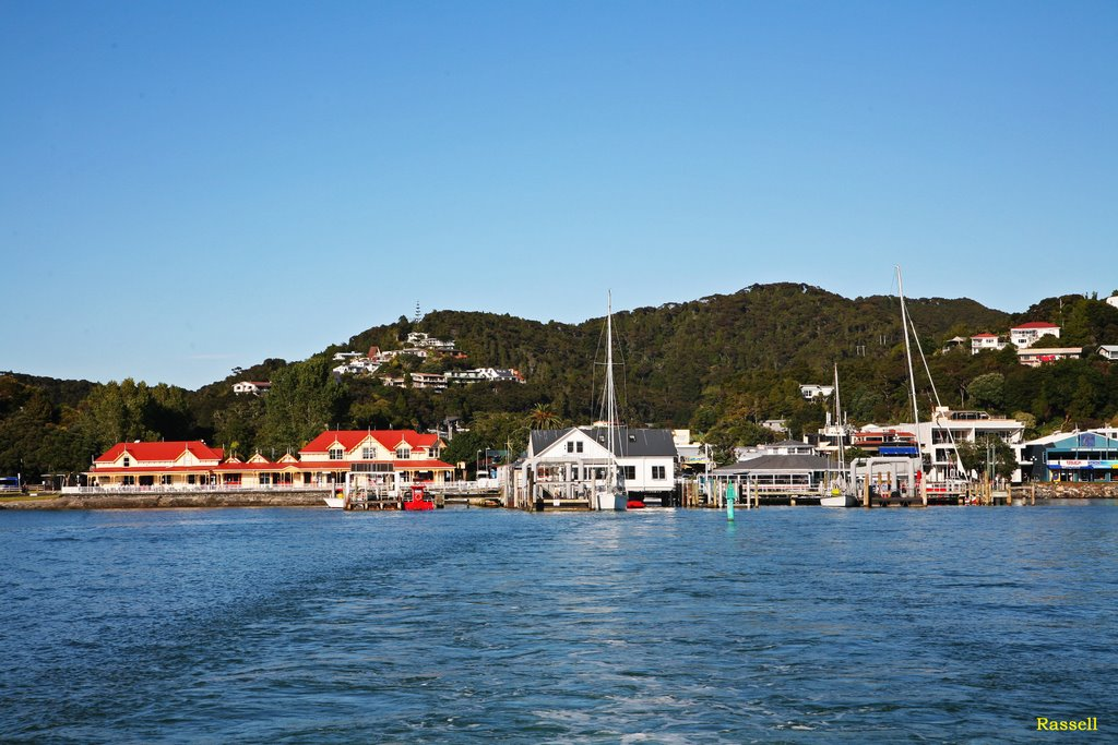 NZ / Bay of Islands - Russell