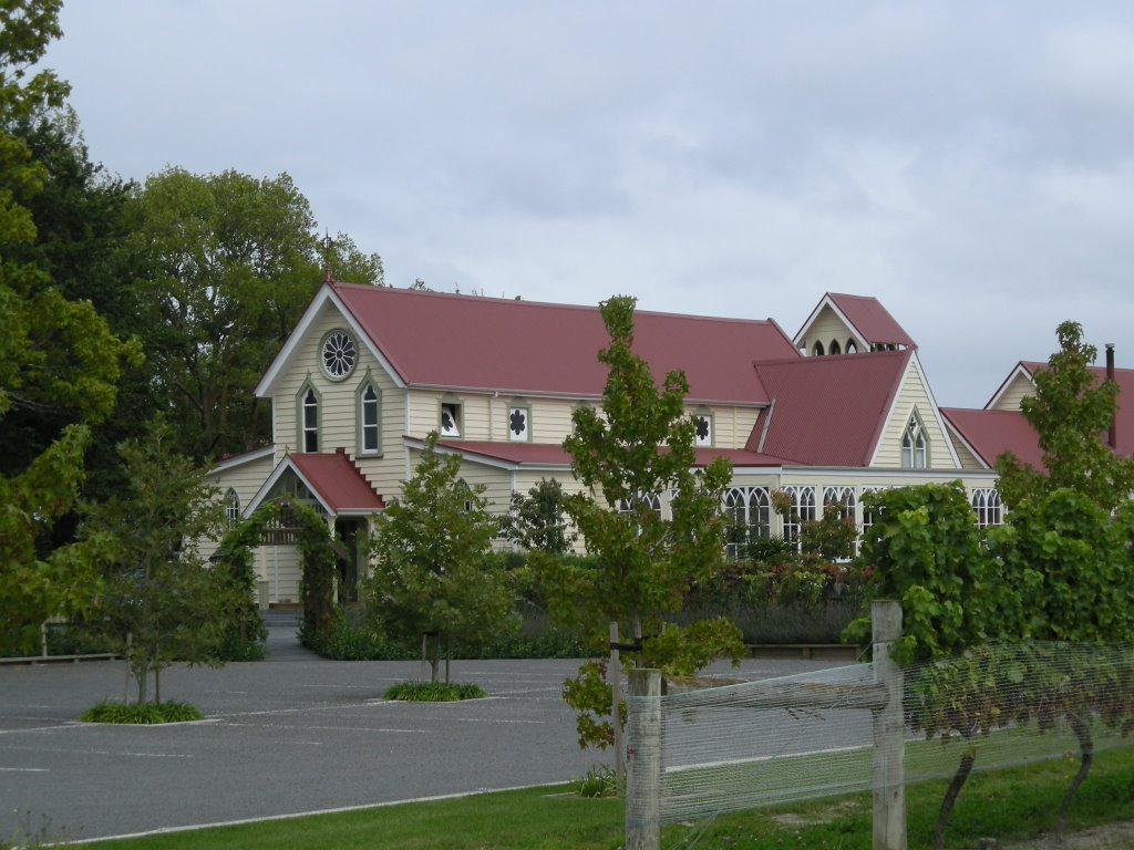 The Old Church Restaurant & Bar