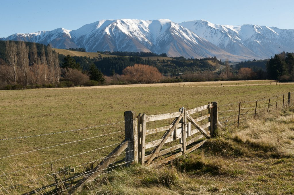 Gate and Southern Alps