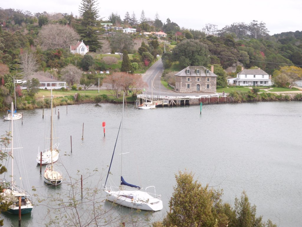 Early Settlement at Kerikeri
