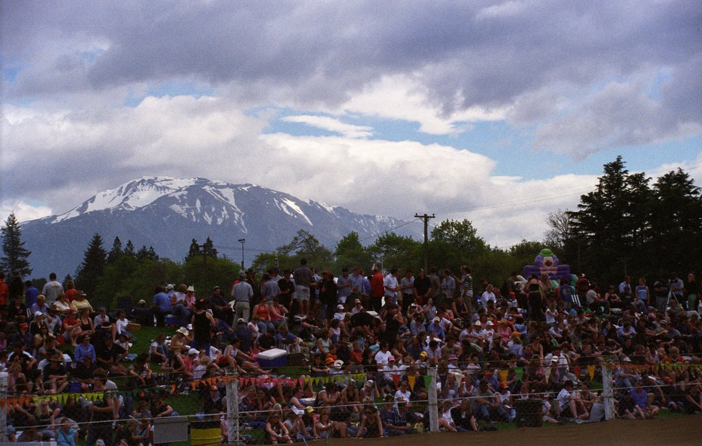 Methven rodeo, New-Zealand
