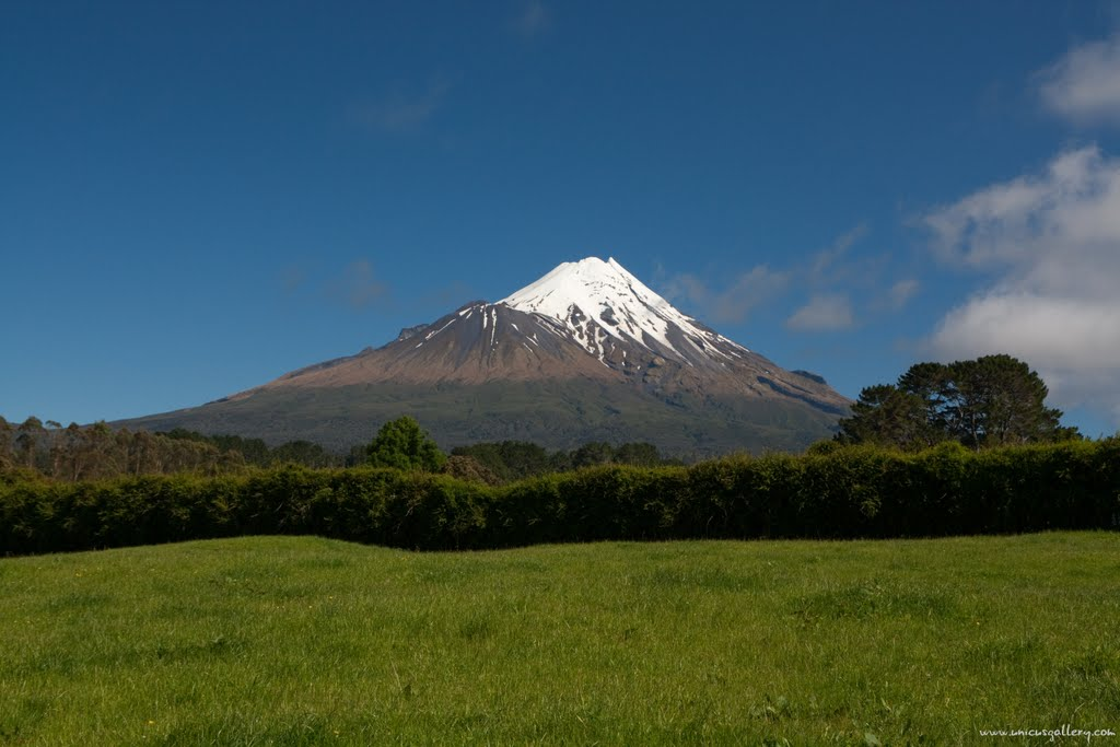 New Zealand - Mount Egmont / Mount Taranaki