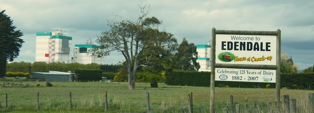 Edandale - Home of Dairy
