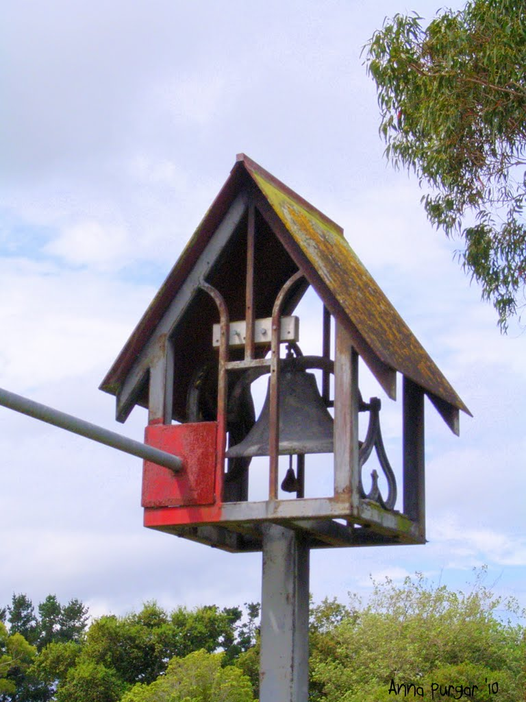 St Andrew Anglican Church -  Bell tower