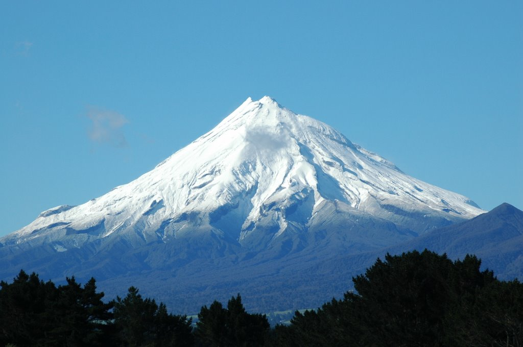 Mount Taranaki (Mt Egmont) December
