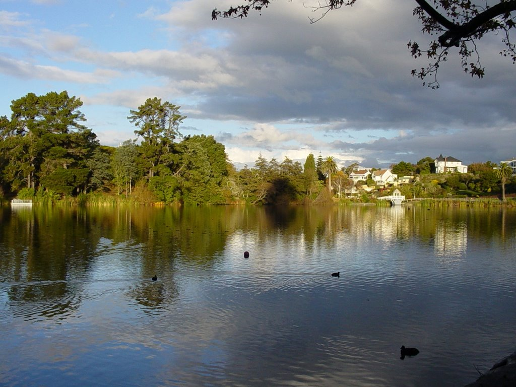 virginia lake in wanganui