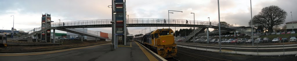 Papakura Station