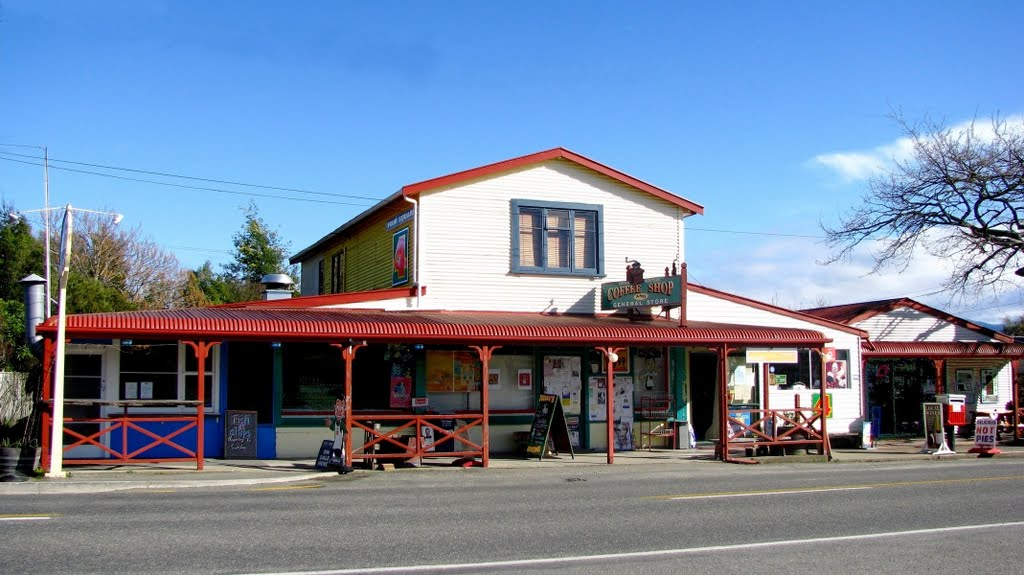 Upper Moutere General Store -  Tasman, NZ