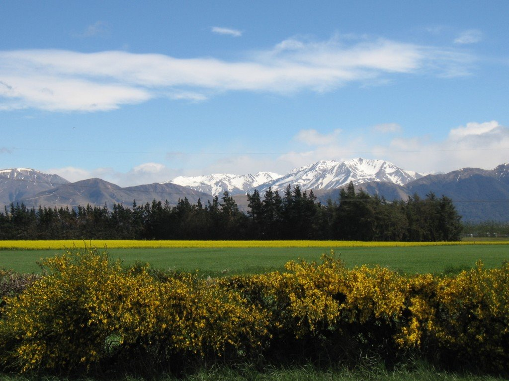 Mount Hutt - near Methven
