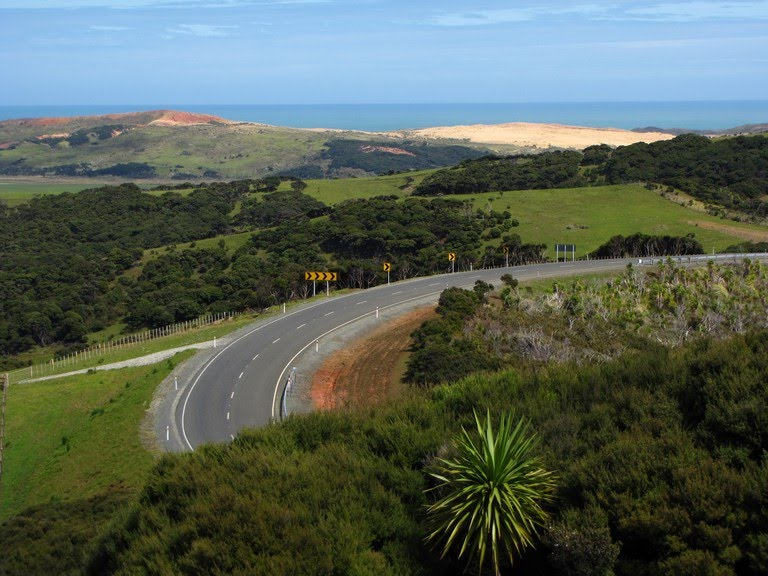 Far North Road, on the way to Cape Reinga