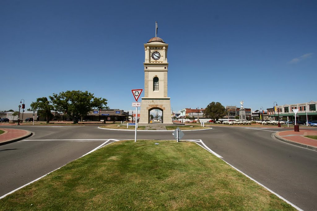 Feilding Clock Tower