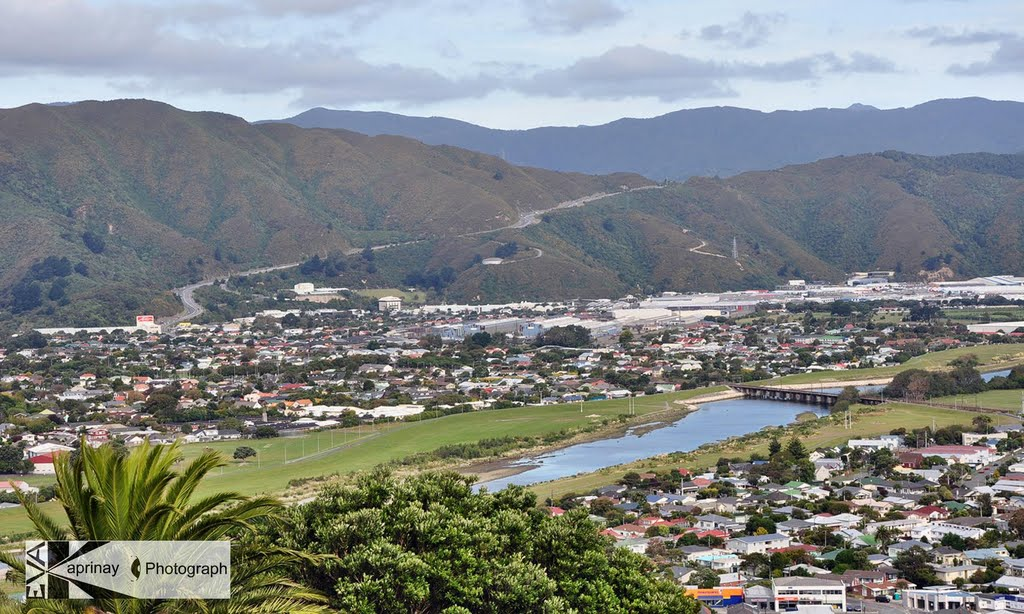 View 2 - Hutt River