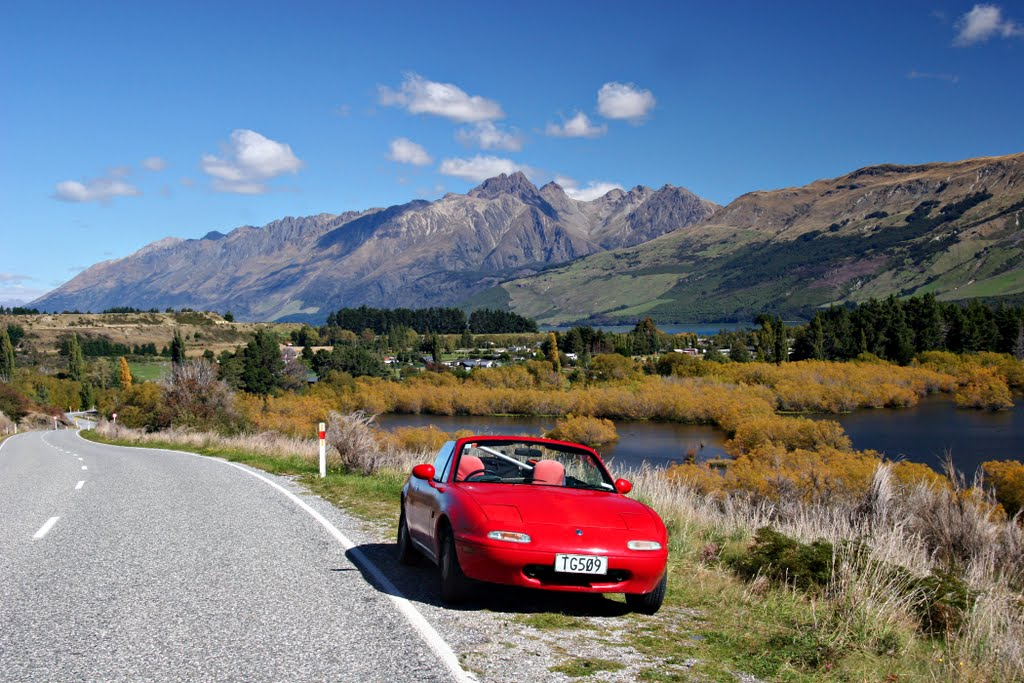 Glenorchy is an epicentre of the picturesque in New Zealand