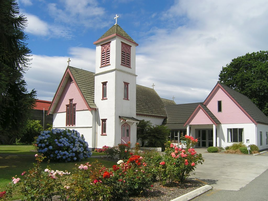 Motueka - Anglican Church