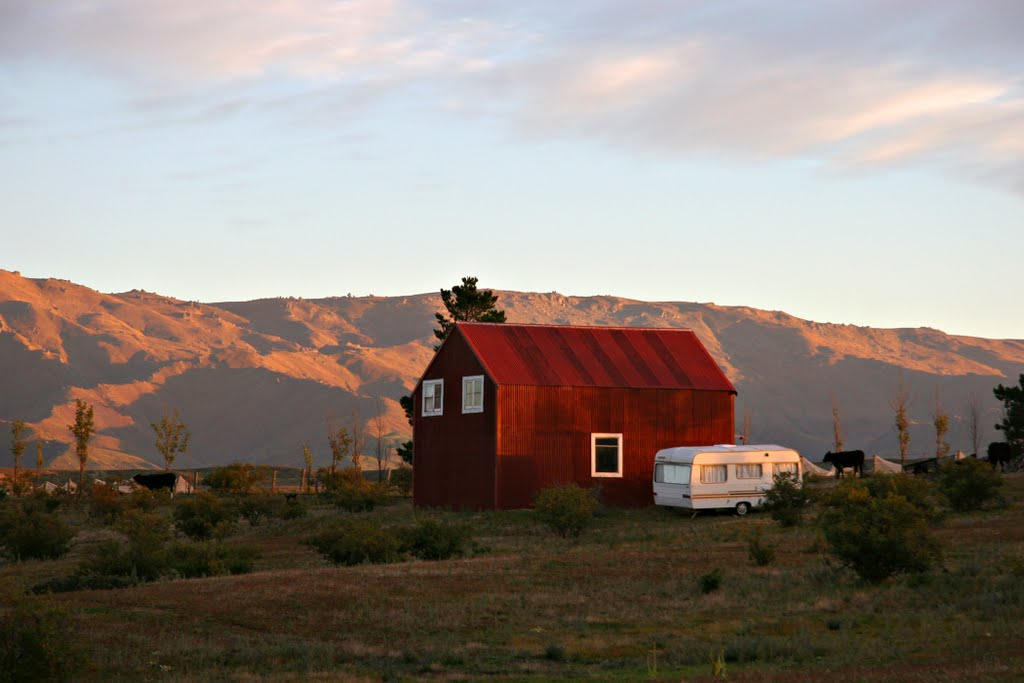 Home on the Range: Chatto Creek, NZ