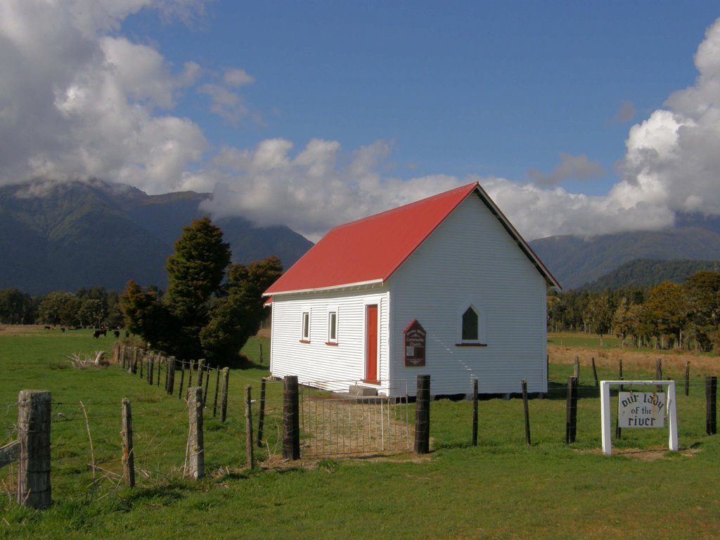 Church at Jacobs River