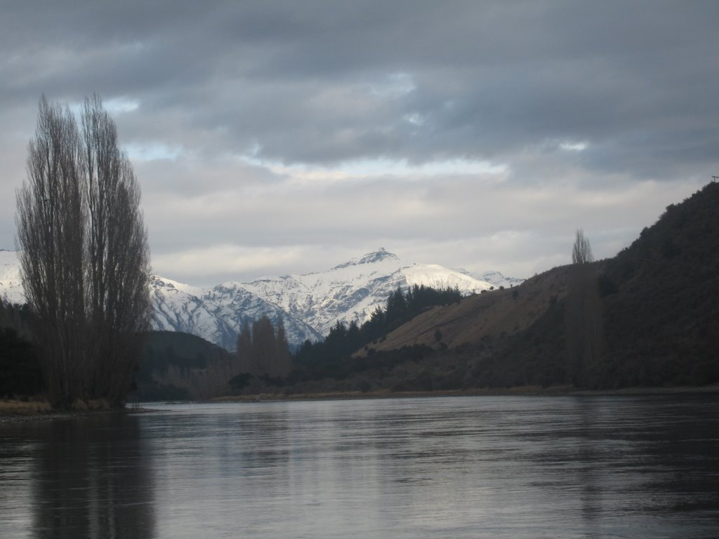 Jet Boating On Clutha River