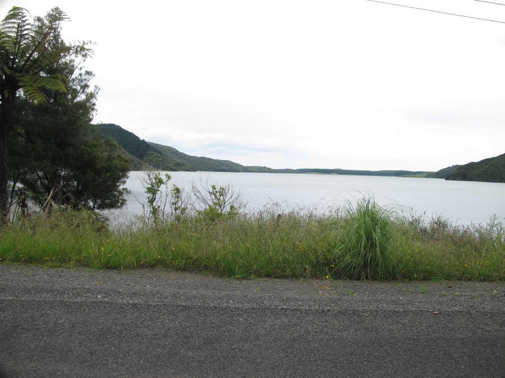 Lake Taharoa: no public access points