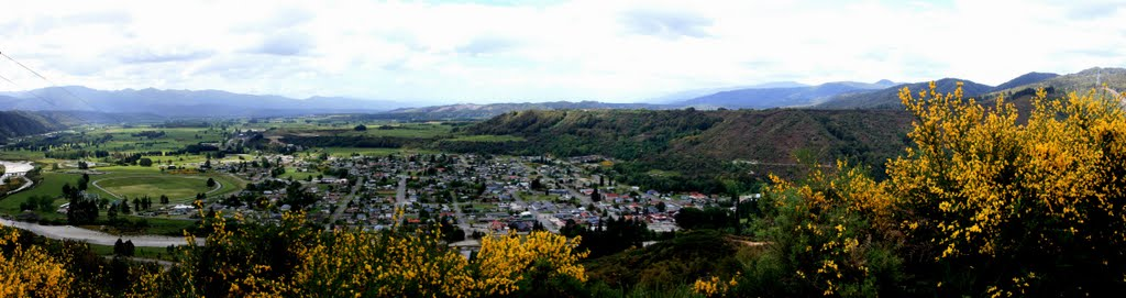 Reefton panorama