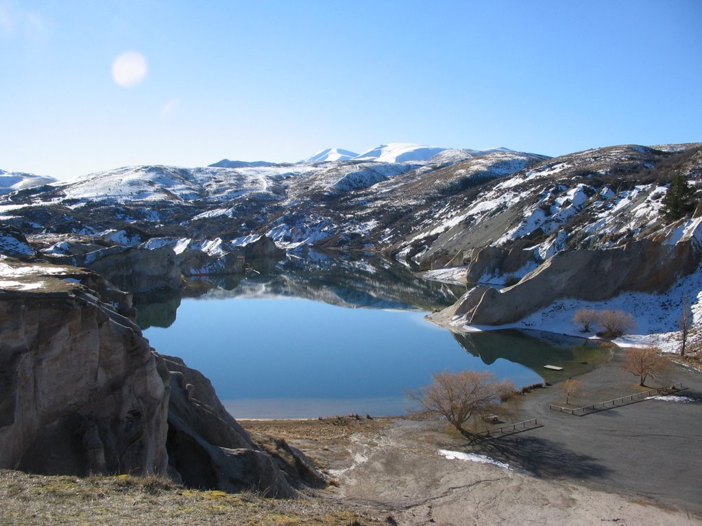 Blue Lake, St Bathans