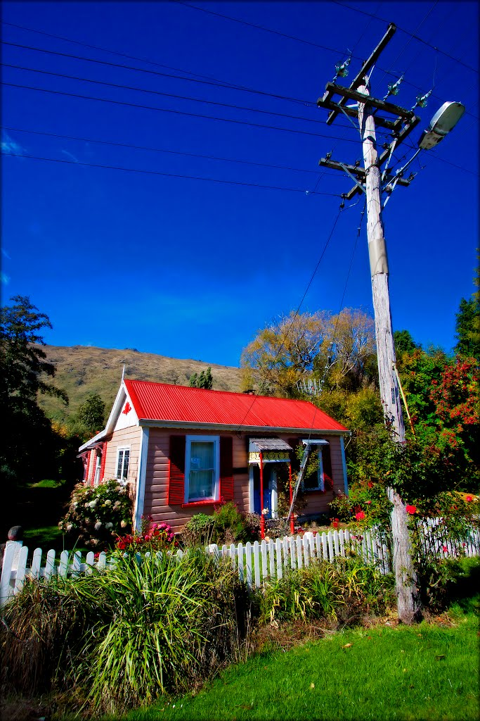 Cottage in Kingston NZ