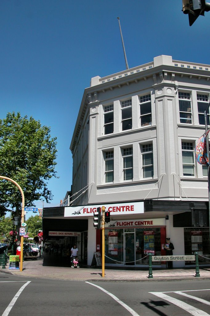 Wanganui (in the downtown)