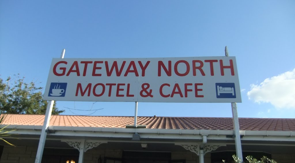 Gateway North Motel & Cafe, State Highway 1, Kaiwaka, Northland, New Zealand