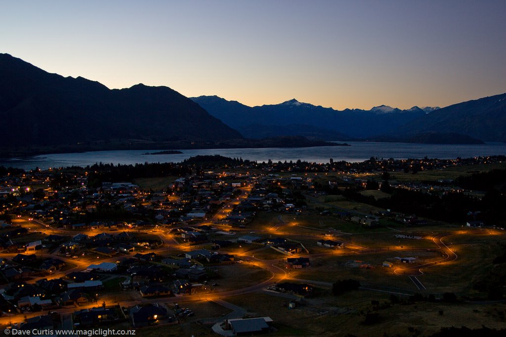 Wanaka by night