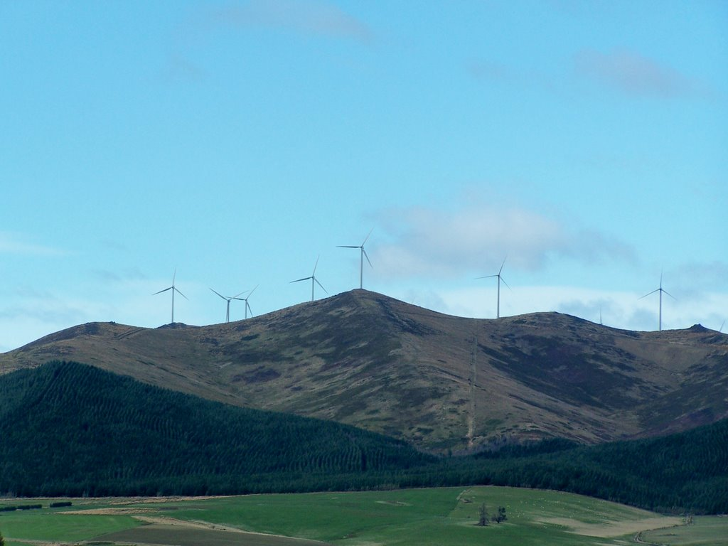 Mossburn Wind farm